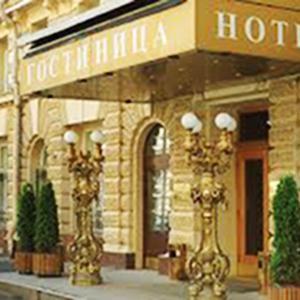 Гостиницы Елецкого