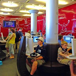 Интернет-кафе Елецкого