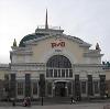 Железнодорожные вокзалы в Елецком