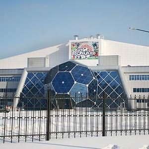 Спортивные комплексы Елецкого