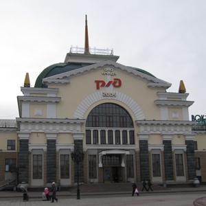 Железнодорожные вокзалы Елецкого