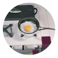 Кафе Ветеран - иконка «кухня» в Елецком